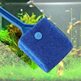 XMHF Fish Tank Glass Double Sided Sponge Plant