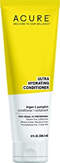 product image for ACURE Ultra Hydrating Conditioner | 100% Vegan | Performance Driven Hair Care | Argan & Pumpkin - Ultra Hydrating Moisture & Omega Fatty Acids | 12 Fl oz