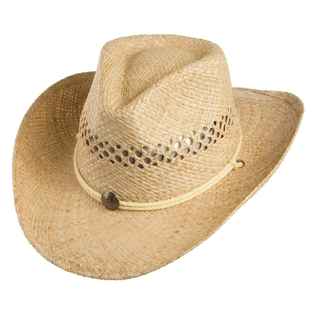 Jaxon /& James Maggie May Cowboy Hat Natural