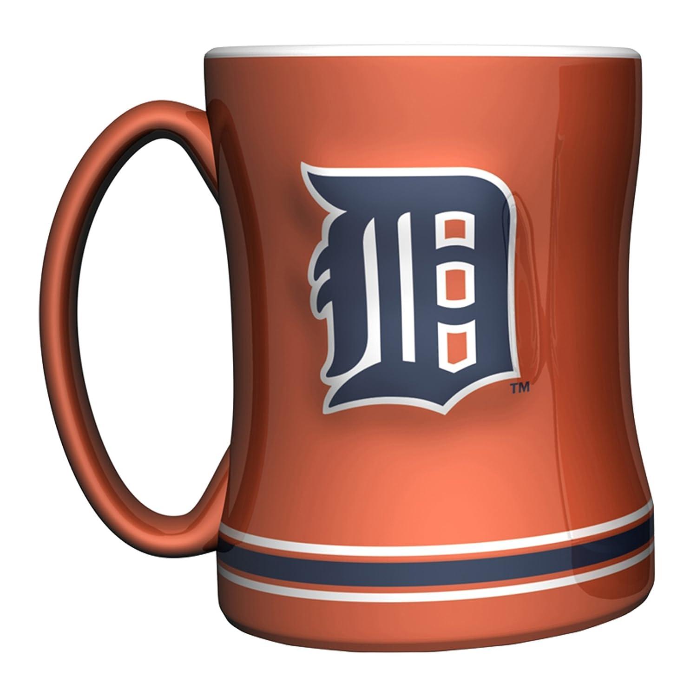 Amazon MLB uni MLB 14 ounce Sculpted Relief Mug Alternate