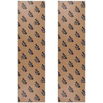 Amazon.com: Mob Skateboard Grip Tape Sheet Black 33