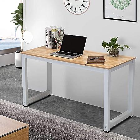 Studio Larghezza 60 cm Camera rmg-distribuzione scrivania Tavolo Computer Ufficio Metallo Altezza 75 cm R96 Moderno melamina Lunghezza 120 cm