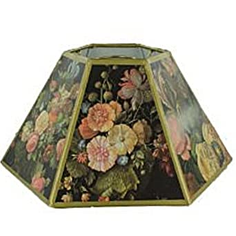 Upgradelights flower 10 inch chimney fitter lamp shade replacement upgradelights flower 10 inch chimney fitter lamp shade replacement oil lamp shade 45x10x5 mozeypictures Gallery