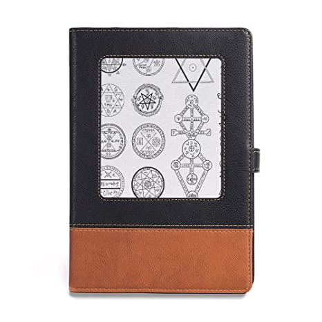 Amazon com : Durable Journal Writing Notebook, Occult Decor, A5(6 1