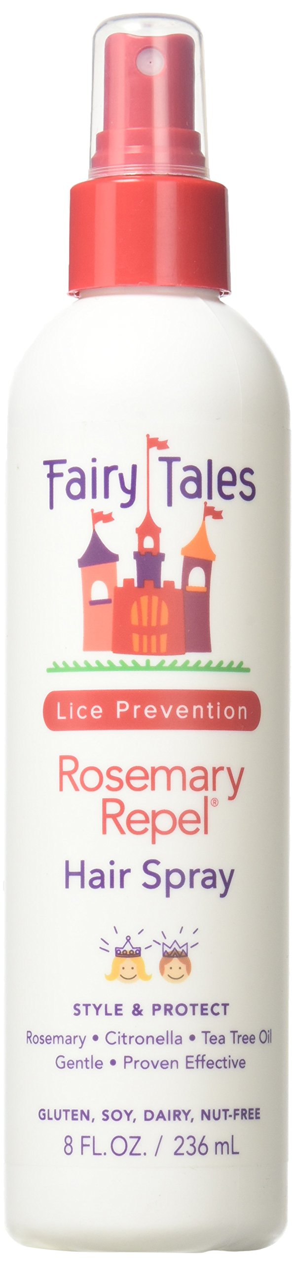 Fairy Tales Rosemary Repel Hair Spray - 8oz (Pack of 2)