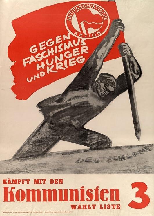 De la vendimia de la Propaganda Comunista alemán de ...