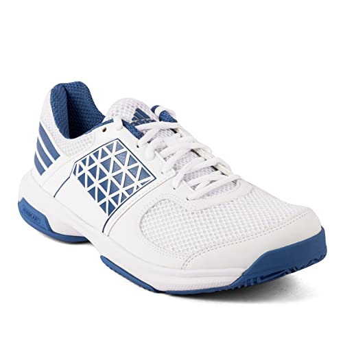wholesale dealer 4ab0d 79268 Adidas Serves Tennis Non Marking Sports Shoe for Men Buy Online at Low  Prices in India - Amazon.in