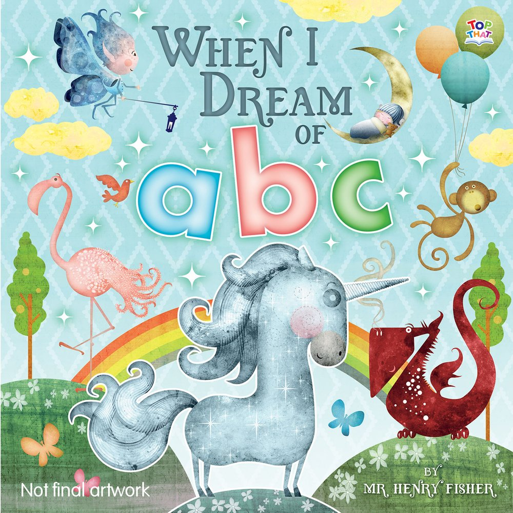 Read Online When I Dream of ABC (Picture Storybooks) ebook