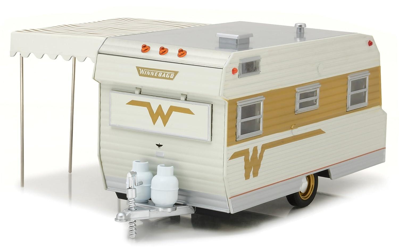 Amazon.com: 1964 Winnebago 216 Travel Trailer for 1/24 Scale Model ...