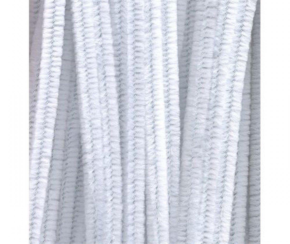 Bolsa 50 Alambres Limpiapipas Color Blanco Apli 13277