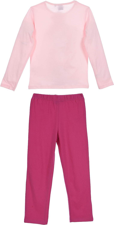 Frozen M/ädchen Lang Pyjama Schlafanzug