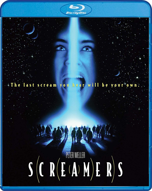 Amazon com: Screamers [Blu-ray]: Peter Weller, Roy Dupuis, Christian