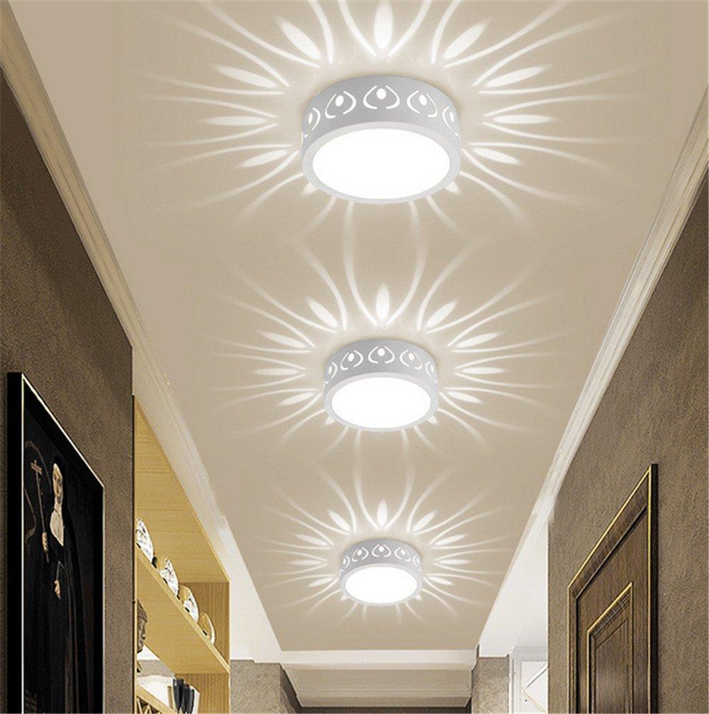 Amazon.com: Avanthika - Lámpara de techo de hierro LED ...