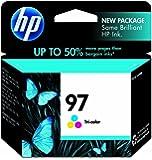HP 97 Tri-color Original Ink Cartridge (C9363WN)
