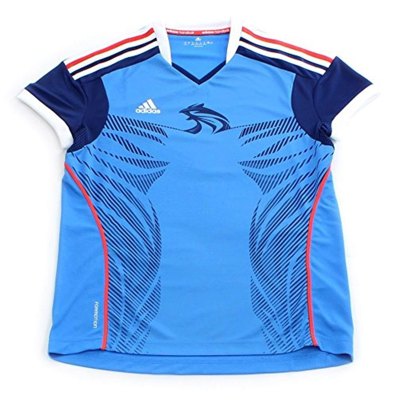 Adidas Damen FFR H Jsy W Mar Rugby Spieltrikots