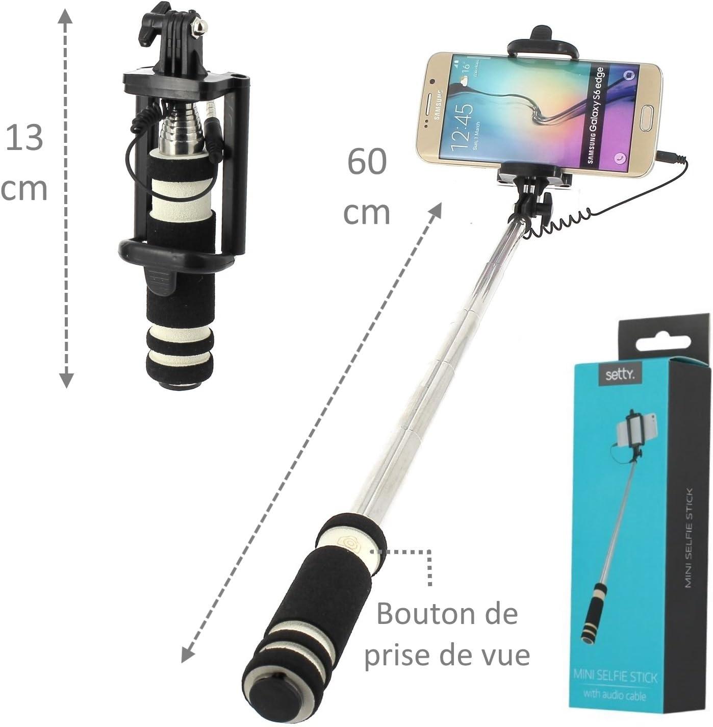 Reno A9 2020 Perche Selfie Ultra Compacte pour Oppo A5 2020 Reno Z Reno 2 Reno2 Z G/én/érique RX17 Neo AX7