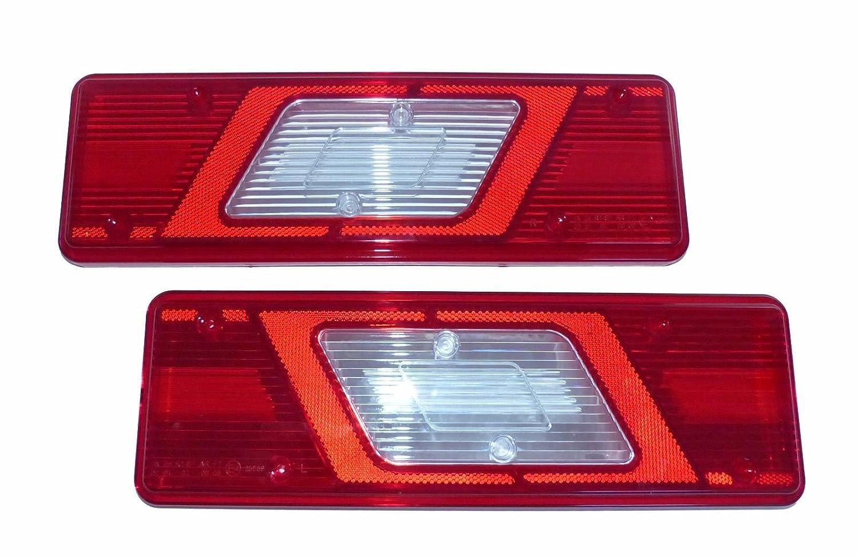 Fanale posteriore della lampada Lens 1831256 /13292-aa BK31/