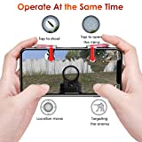 Qoosea Mobile Game Controller Triggers Gamepad L1