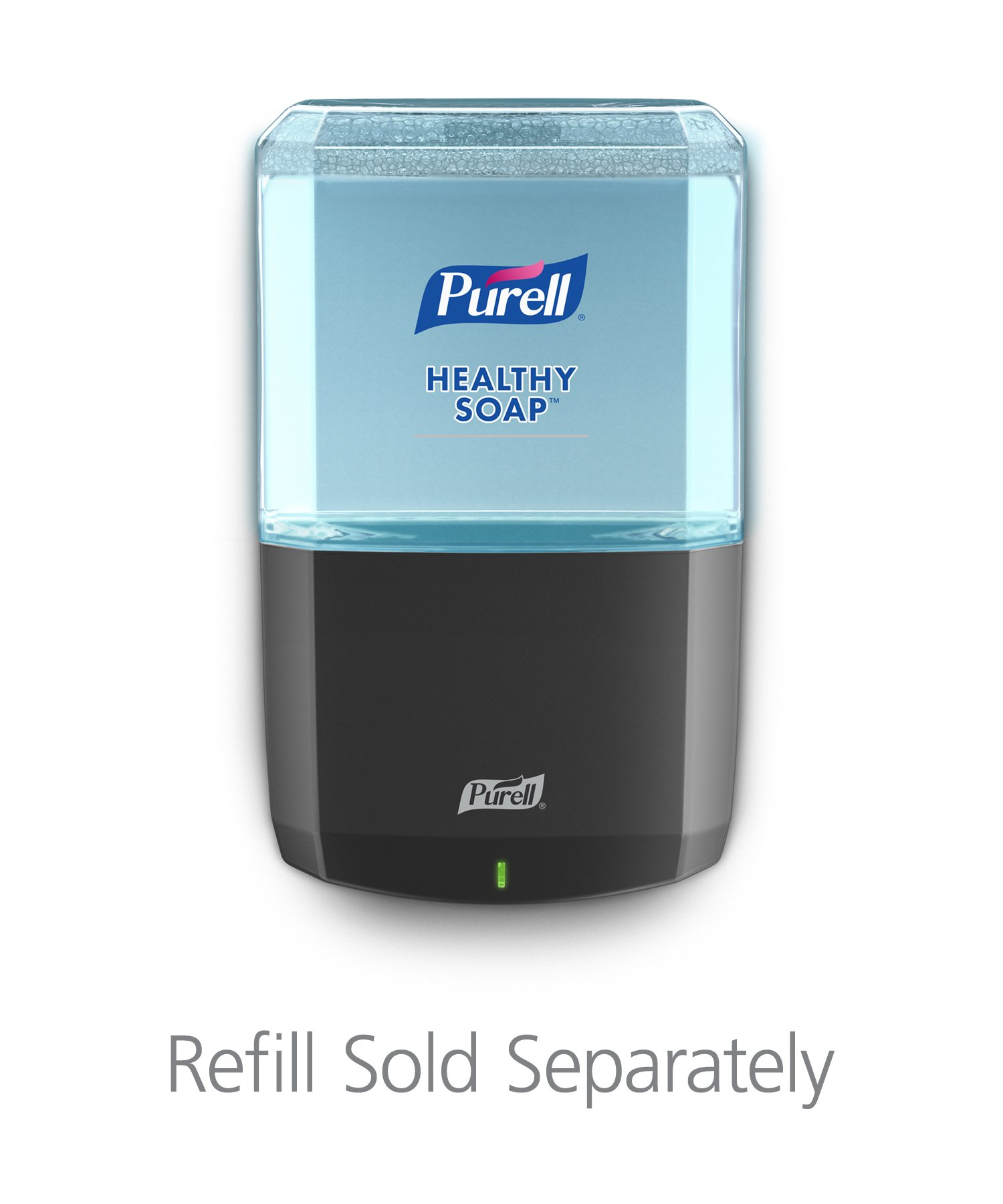 PURELL ES8 Touch-Free Soap Dispenser, Graphite, for 1200 mL PURELL ES8 Healthy SOAP Refills (Pack of 1) - 7734-01 by Purell