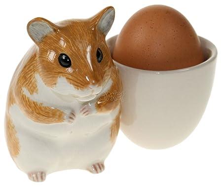 Egg Cup - Hamster: Amazon.co.uk: Kitchen & Home