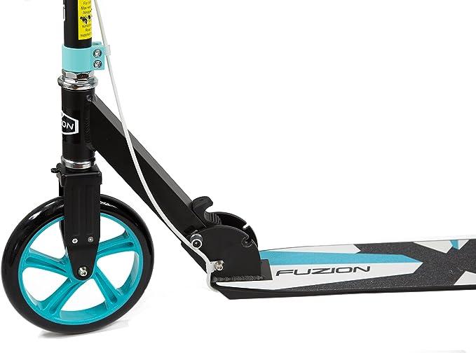 Amazon.com: Scooter para adulto Cityglide B200 de Fuzion con ...