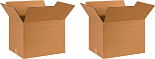 """product image for Partners Brand P161212 Corrugated Boxes, 16""""L x 12""""W x 12""""H, Kraft (Pack of 25) (2)"""