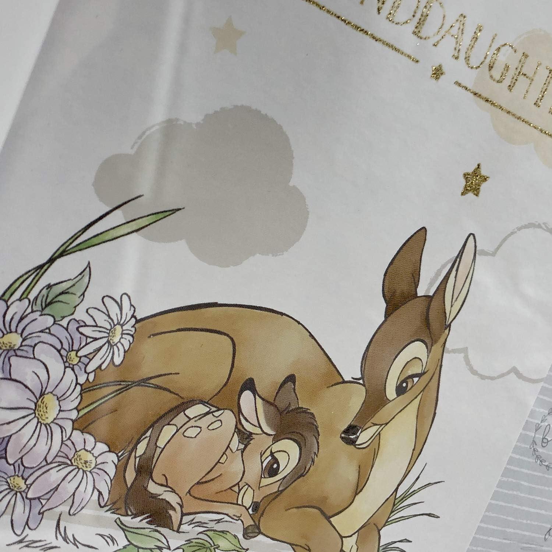 DI549 Bambi Cadre photo b/éb/é Disney Bo/îte cadeau Bambi