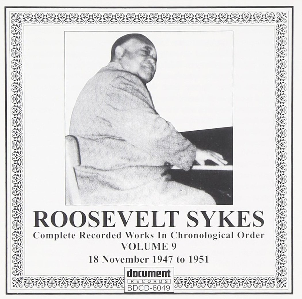 Complete Recorded Works In Chronological Order, Vol. 9, 1947-1951