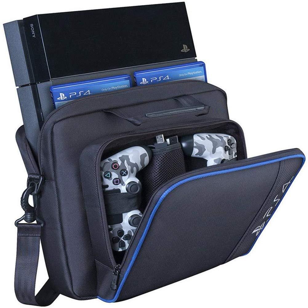 Sac de Voyage pour Console//Sac de Protection//Sac de Protection//Housse de Protection BST/&BAO Housse de Transport pour Console Playstation 4