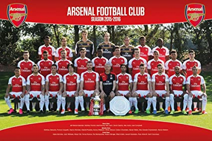 Manchester United GB Eye LTD Players 18//19 Maxi Poster 61x91.5cm