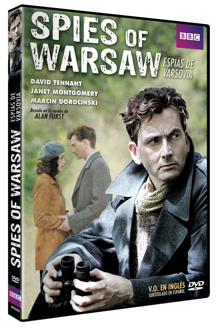 Spies of Warsaw (V.O.S.) [DVD]