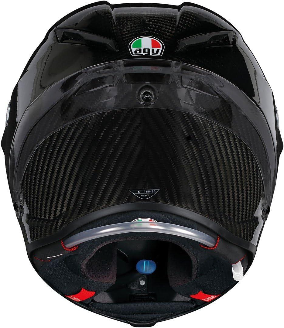 AGV Helm Motorrad Pista GP R E2205/Solid PLK Glossy Carbon L