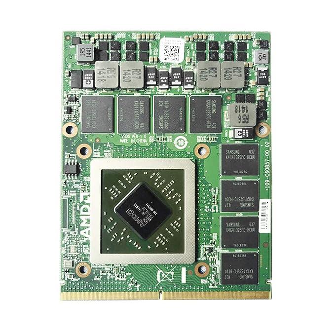Amazon.com: Tarjeta gráfica gráfica AMD Radeon R9 M290X ...