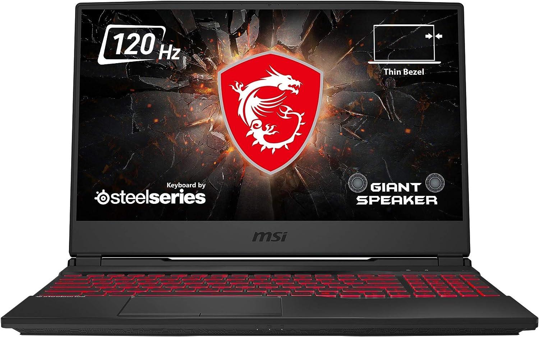 MSI GL65 10SER-201 Leopard Gaming-Laptop schwarz: Amazon.de: Computer & Zubehör - MSI Leopard