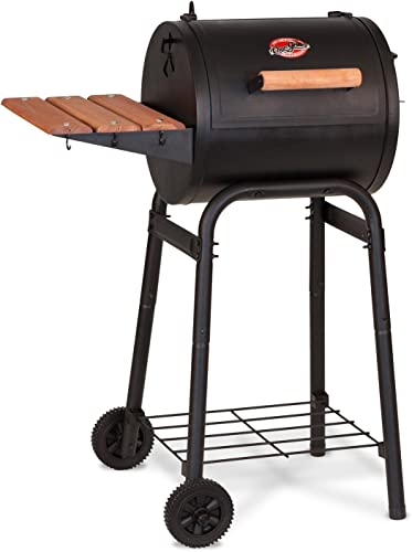 Char-Griller-E1515-Patio-Pro-Charcoal-Grill,-Black