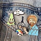 Happy Little Artist Pin Pack | Cute Gift for Art Teachers