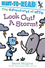 Look Out! A Storm! (The Adventures of Otto) Kindle Edition