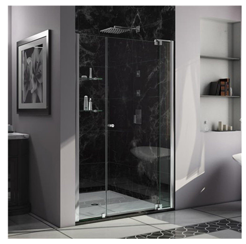 DreamLine Pivot para puerta de ducha de cristal Allure shdr ...