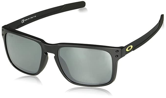 903a47ad349 Amazon.com  Oakley Men s Holbrook Mix Polarized Iridium Rectangular ...