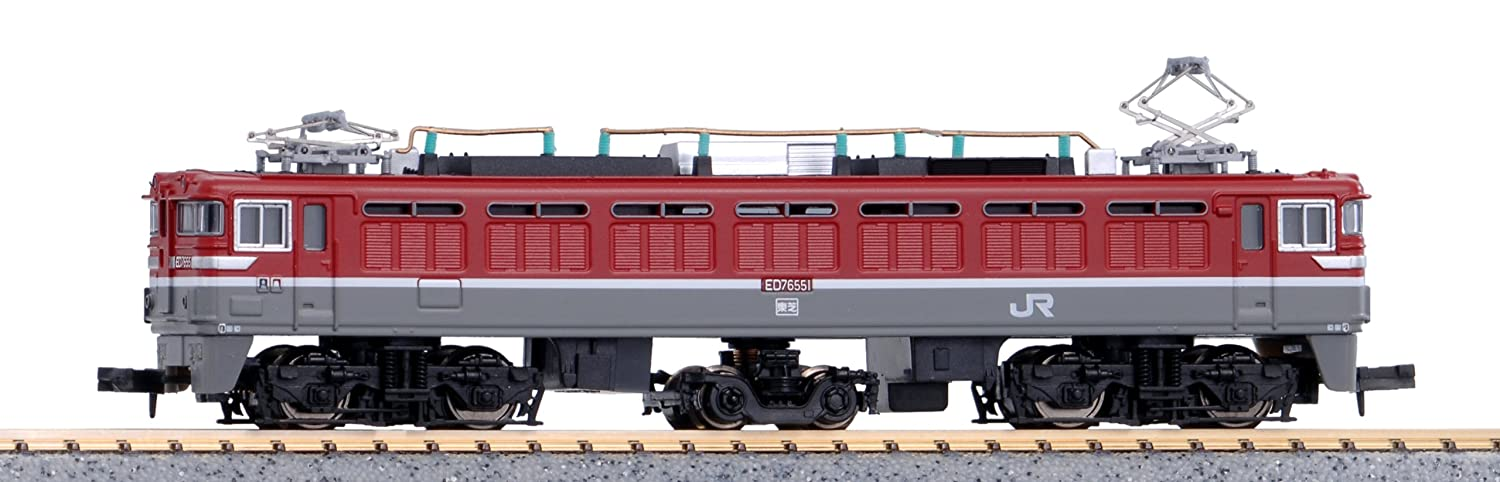 N Scale A9215 ED76-551 two-tone color JR marked (japan import)
