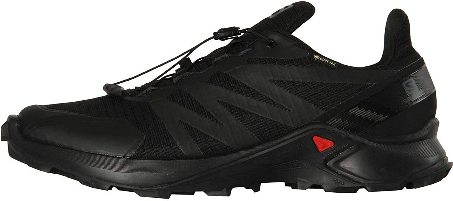 SALOMON Shoes Supercross GTX, Zapatillas de Running para Hombre: Amazon.es: Zapatos y complementos