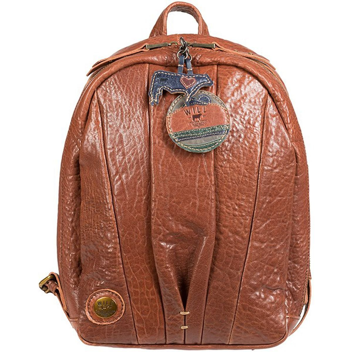 Will Leather Goods Her Backpack - Women's Cognac, One Size