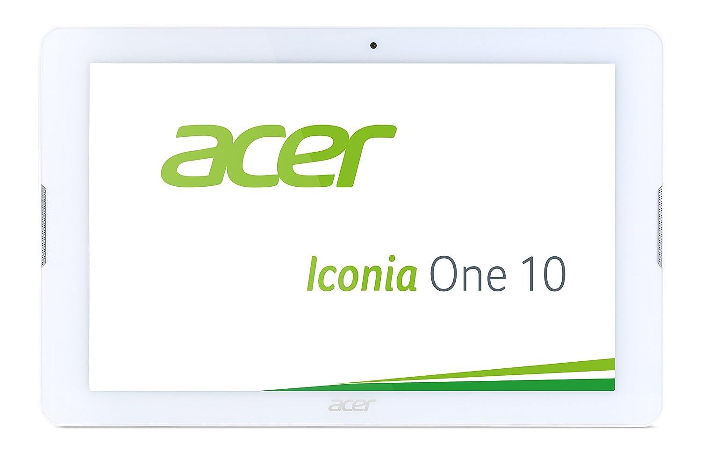 Acer Iconia B A GB Color blanco Tablet Mediatek MT DDR SDRAM