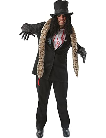 alice cooper rock star costume