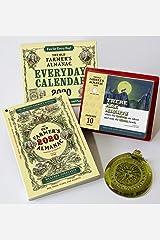 The Old Farmer's Almanac 2020/Everyday Box Calendar 2020/Sun Catcher Bundle Paperback