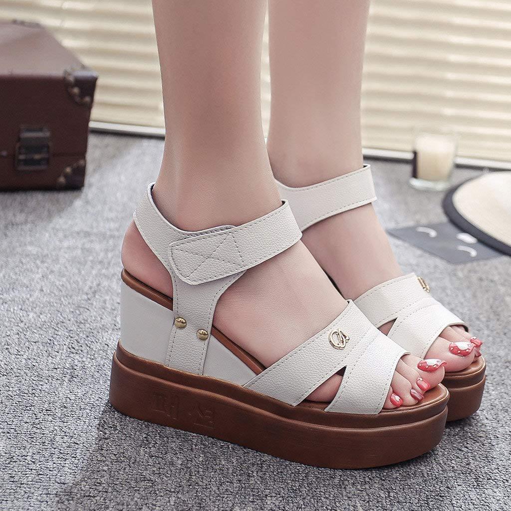 Zapatos Mujer Verano♡♡Fannyfuny♡ ❤ Moda Sandalias ...
