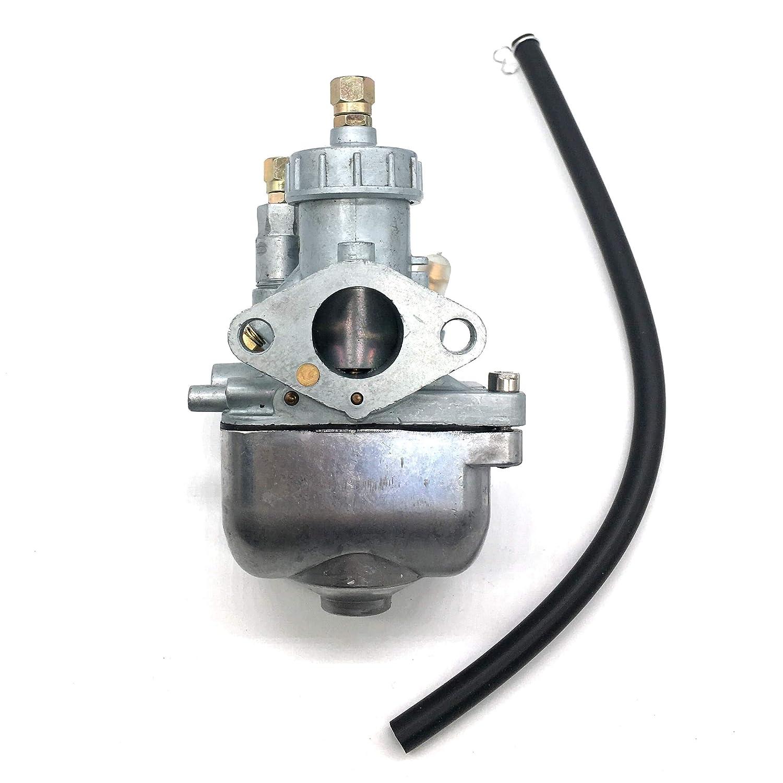 Schwalbe KR51//1 und KR51//2 AM Vergaser 16N1-11 BVF Qualit/ät mit Schlauch f/ür Simson S50 S51 S70 S51E