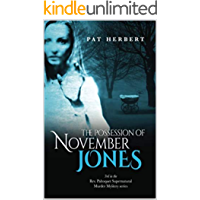 The Possession of November Jones (Book 3 in the Reverend Paltoquet supernatural mystery series)