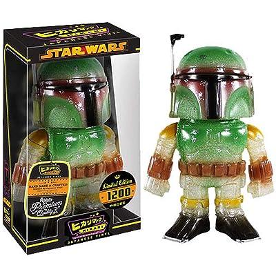 Funko Hikari: Star Wars - Glitter Boba Fett Premium Vinyl Figure: Toys & Games