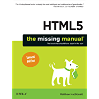 HTML5: The Missing Manual (Missing Manuals)